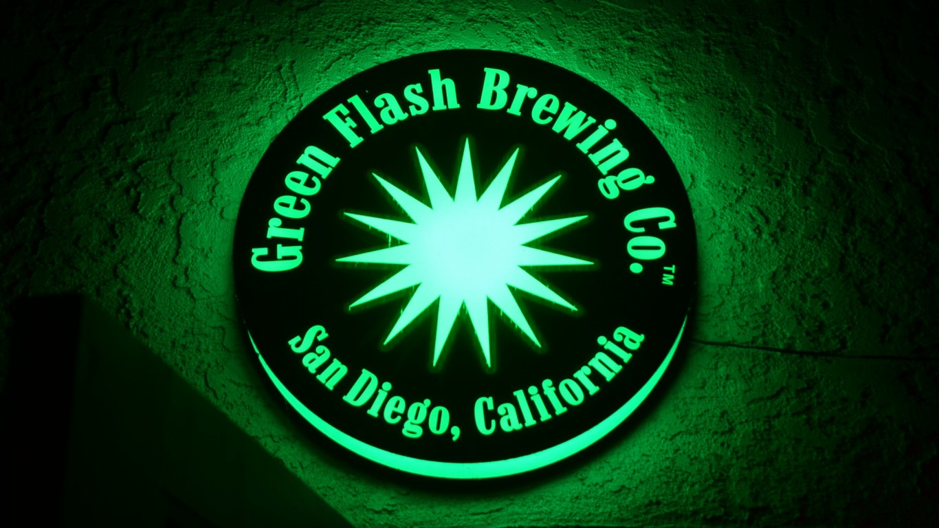 Green Flash Brewing Co by Deejay