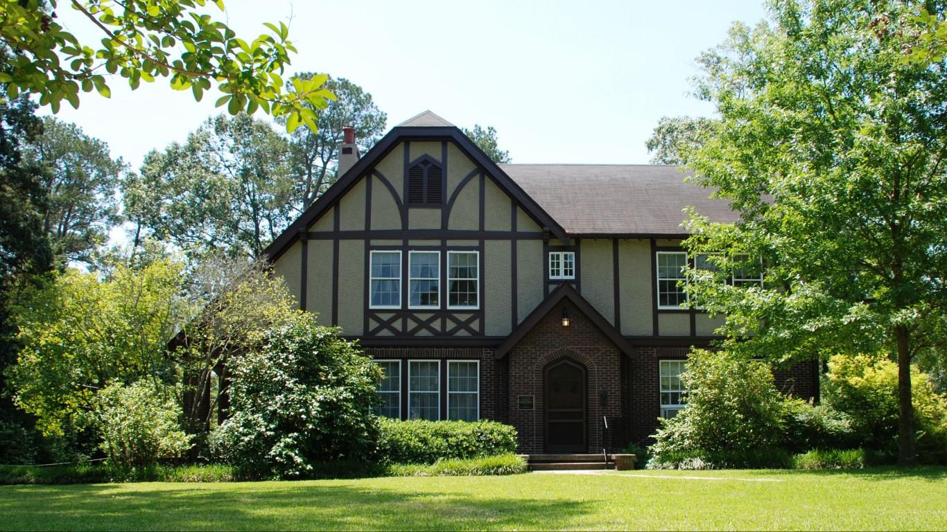 Eudora Welty House by J R Gordon