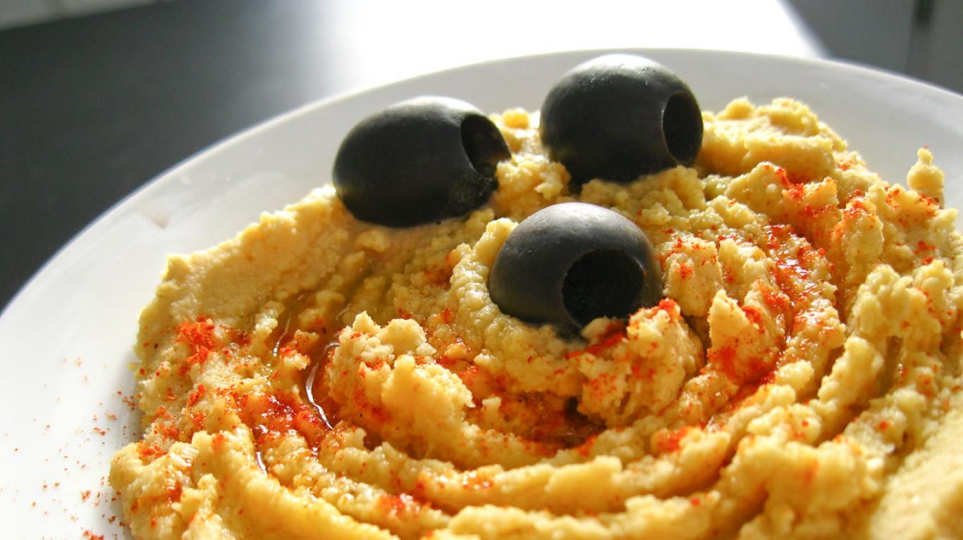 humus by Steve Johnson