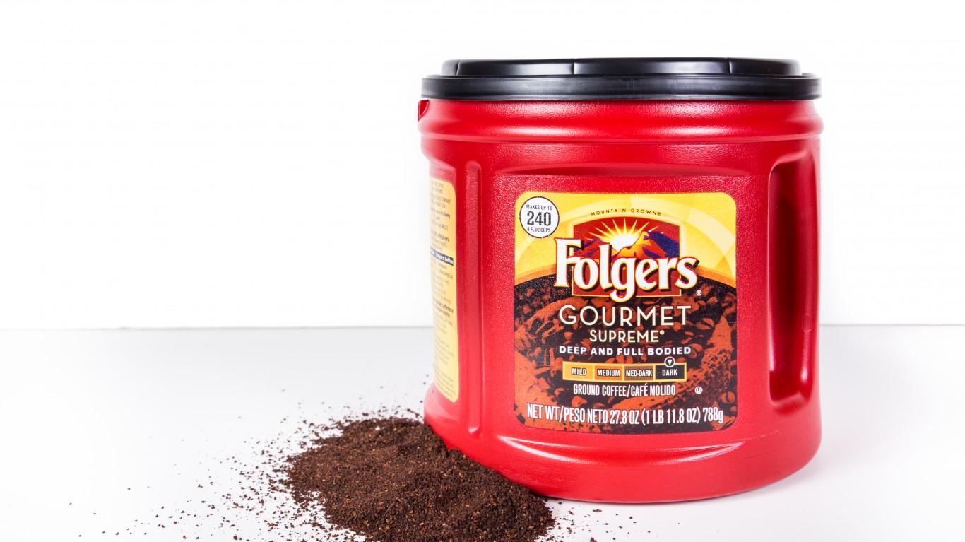 America S Favorite Coffee Brands 24 7 Wall St