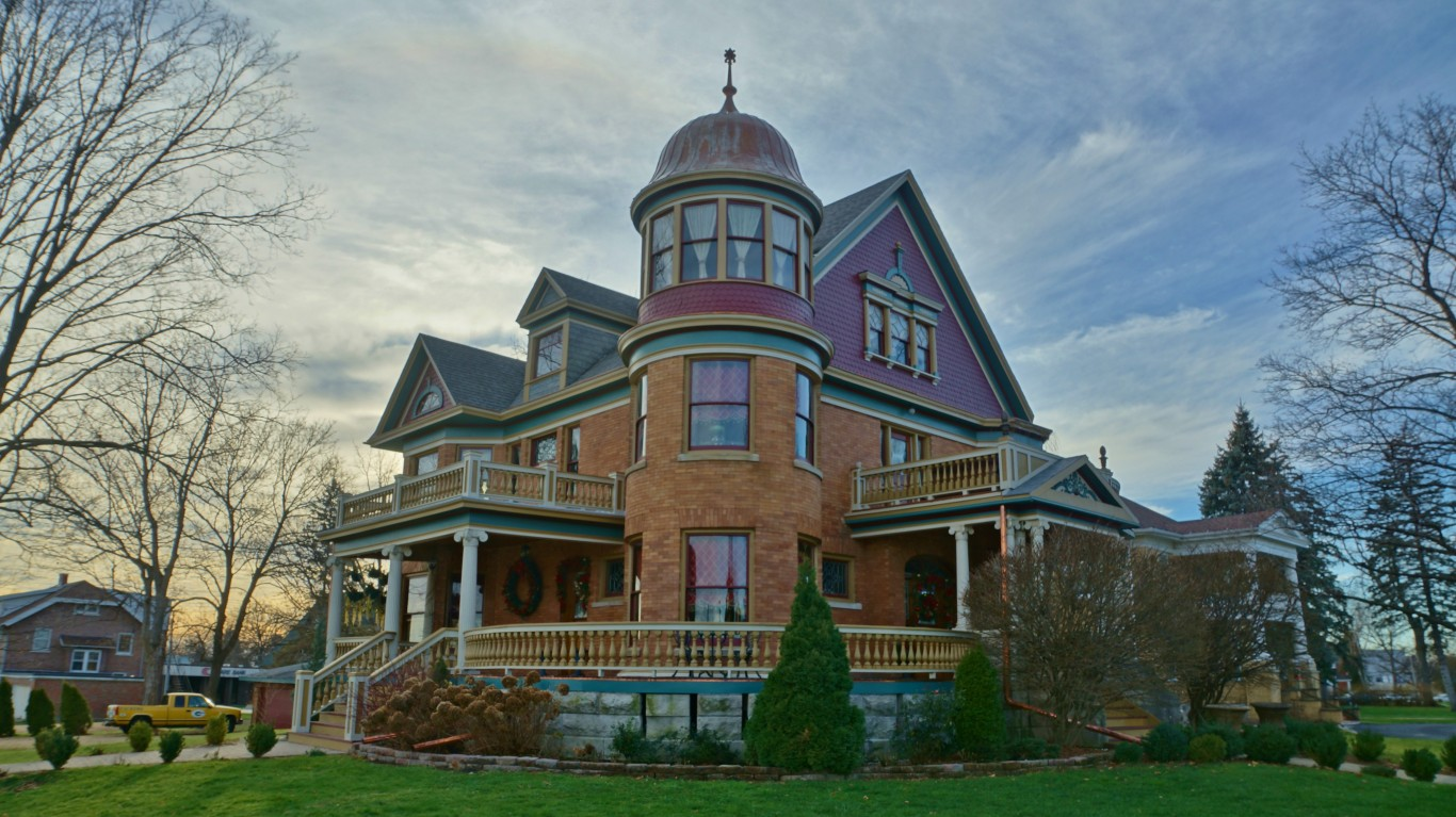 Old Home In Platteville Wiscon... by chumlee10