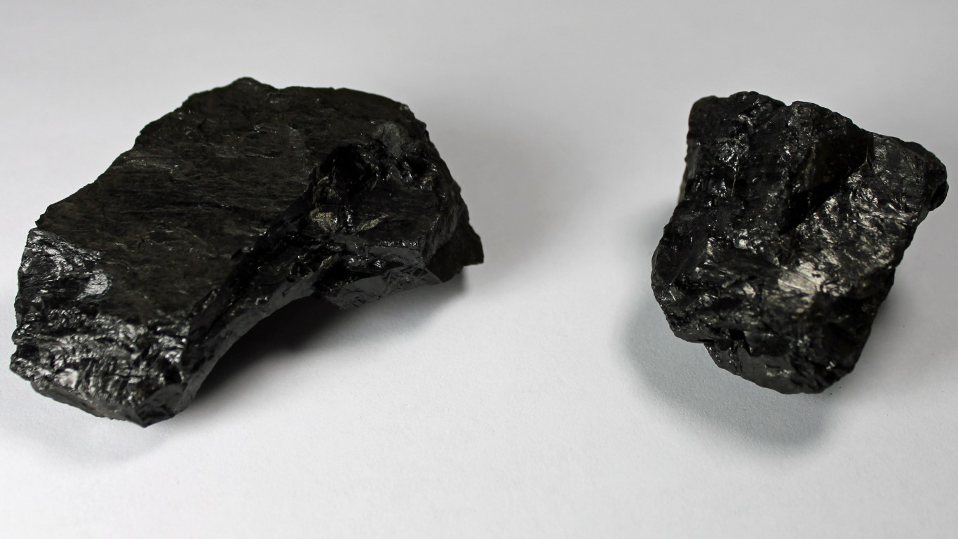 Coal by Jeffrey Beall