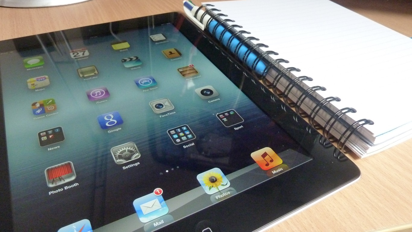 iPad by Sean MacEntee