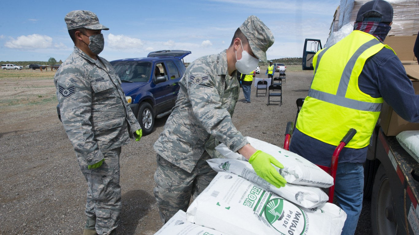 New Mexico National Guard by The National Guard