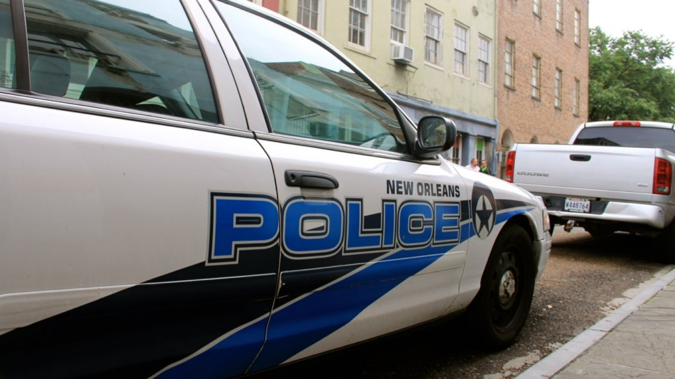 New Orleans Police Department ... by Daniel X. O'Neil