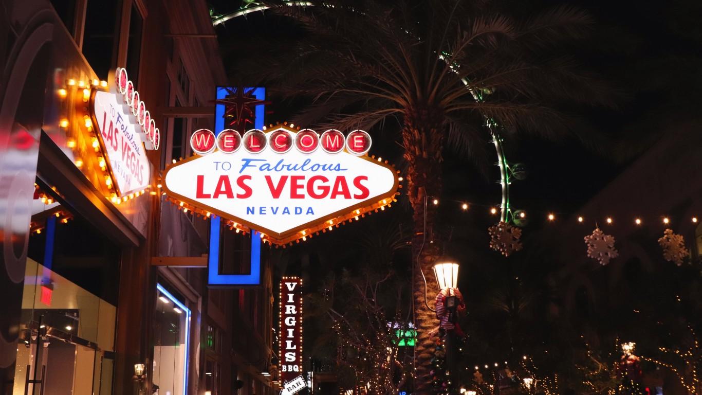 Las Vegas, Nevada by Prayitno / Thank you for (12 millions +) view