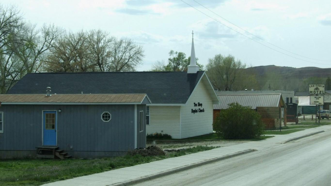 The Sleep Baptist Church, Wash... by Robert Cutts