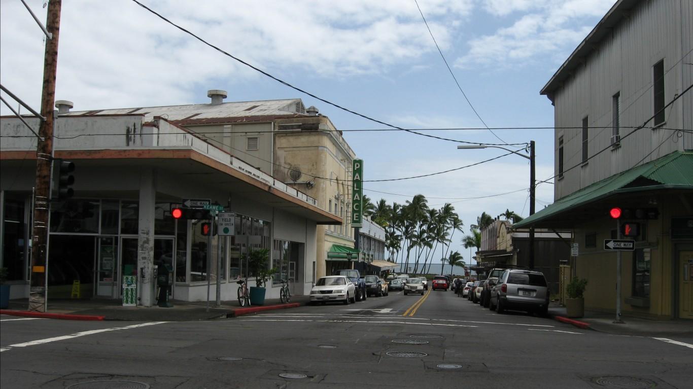 Hilo, Hawaii by Ken Lund