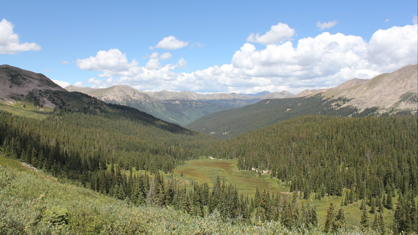 Chaffee County, Colorado by Jeffrey Beall
