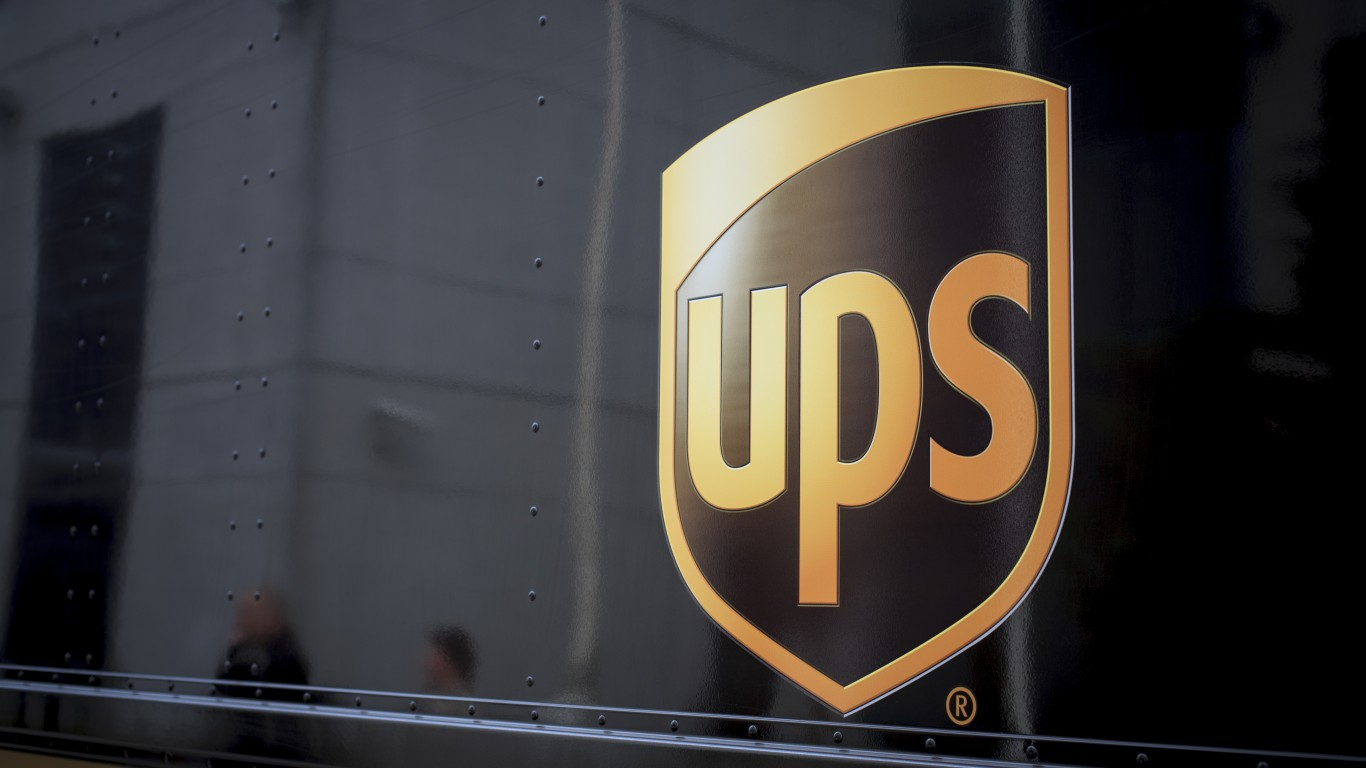UPS Fails to Deliver in Q3