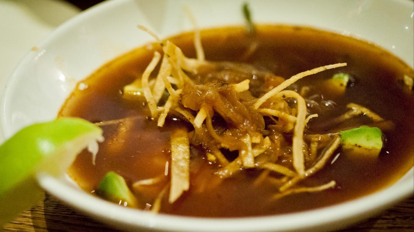 Tortilla Soup at Frontera Gril... by vxla
