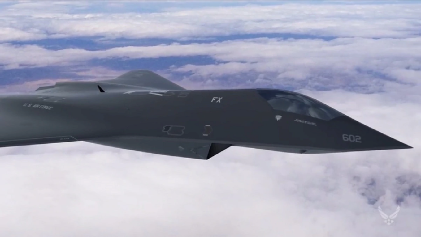 Is Lockheed Martin Building the Next-Generation Fighter Plane?