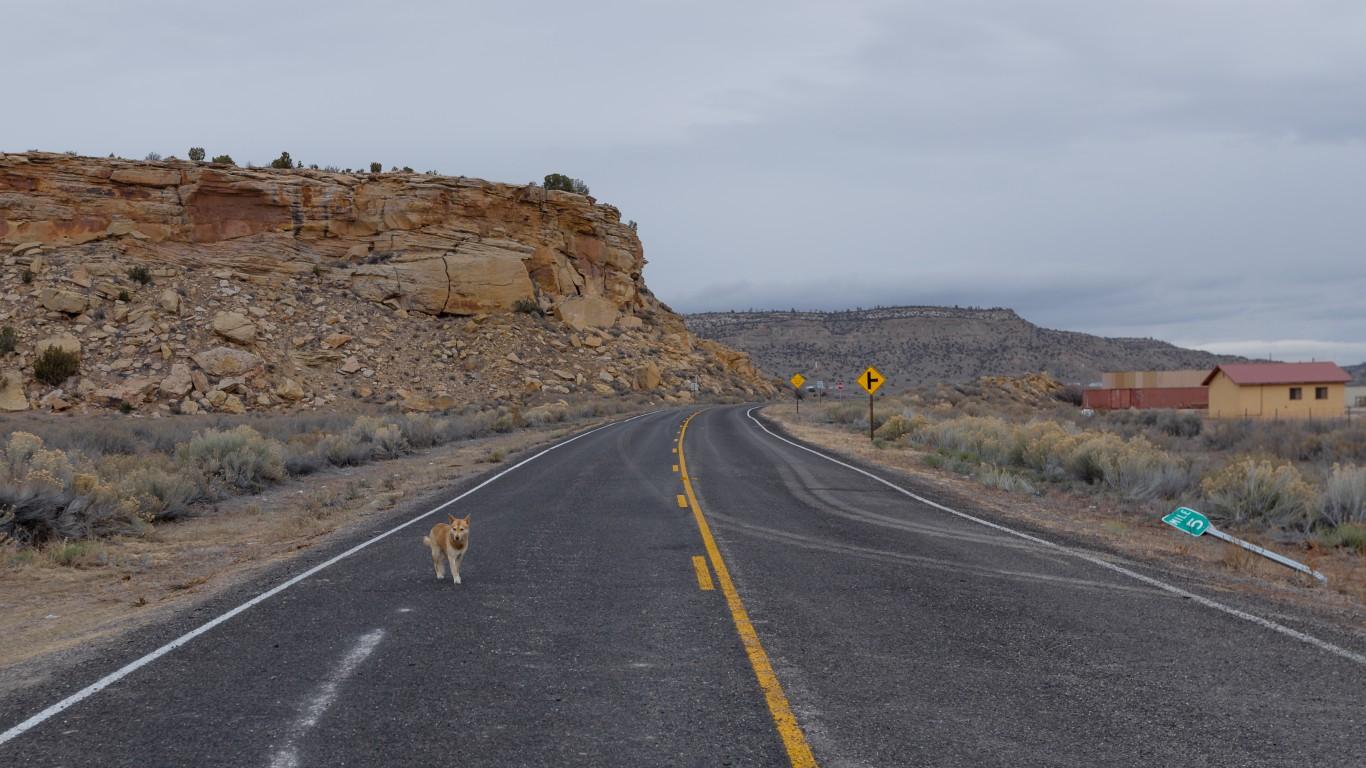 Mentmore, New Mexico. by Rodrigo Paredes