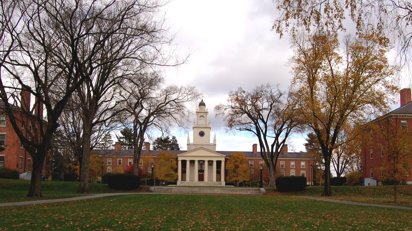 Phillips Academy Andover by Olivia Mobbs