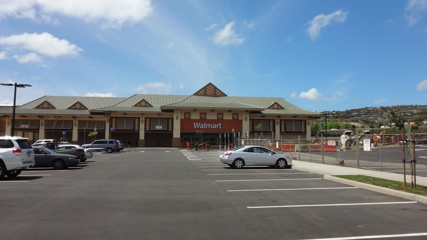 Walmart in Kapolei, HI by Paul Sableman