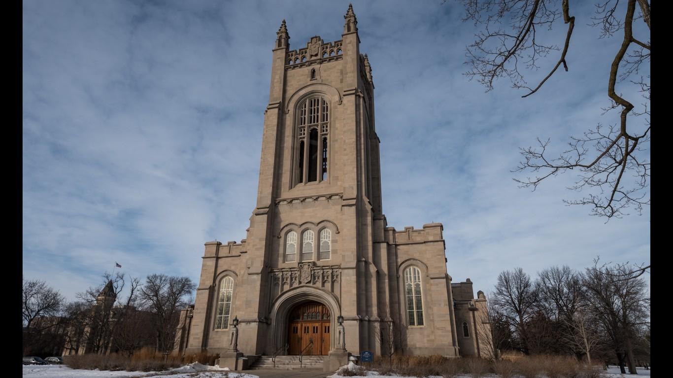 Skinner Memorial Chapel - Carl... by Tony Webster