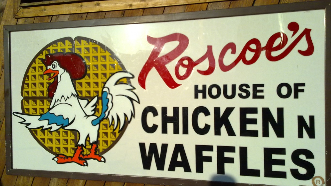 Roscoe's by Andrew Currie