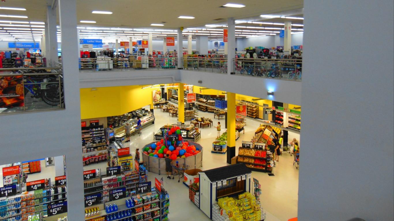Walmart (Albany, New York) by JJBers