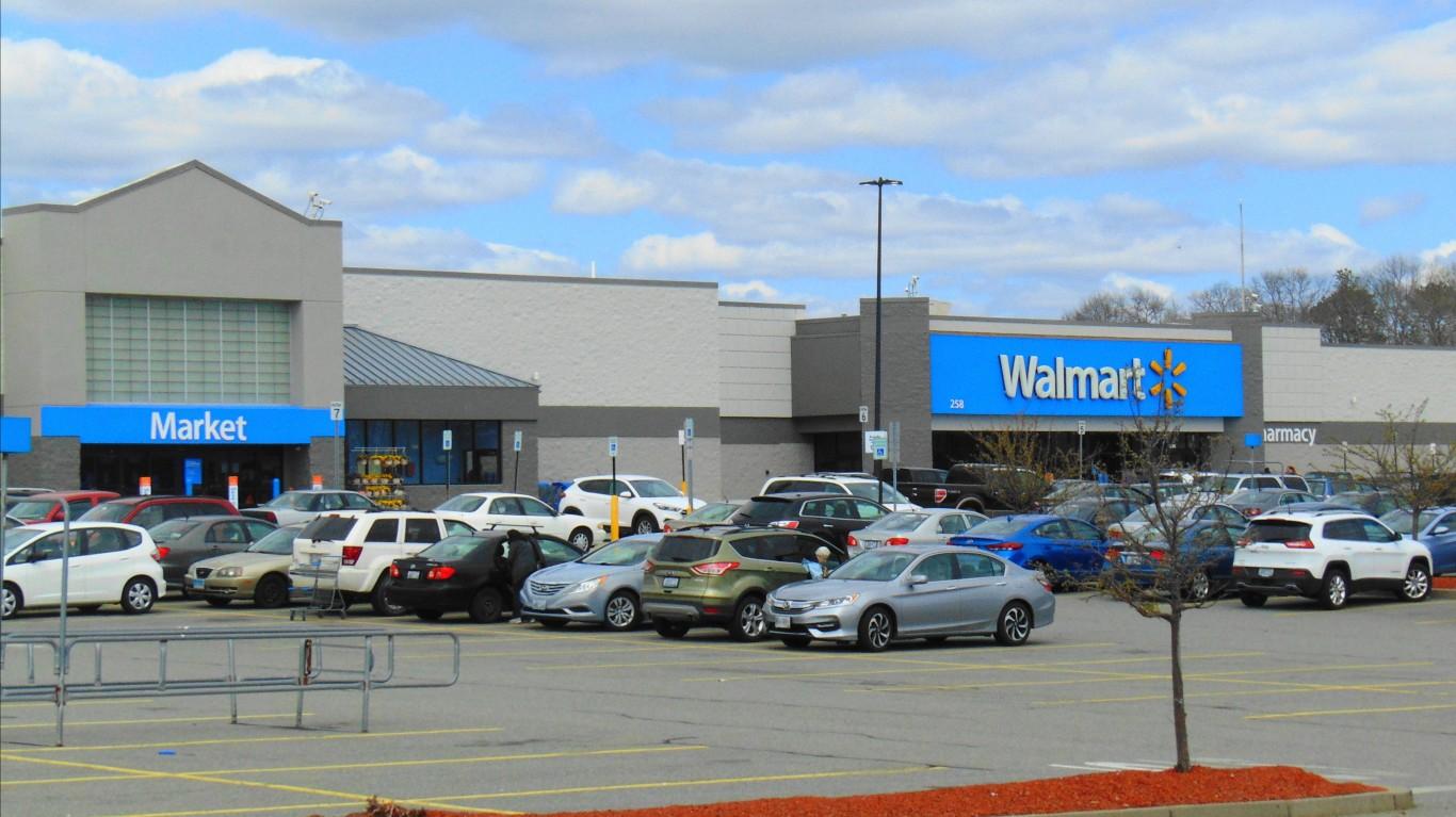 Walmart (Westerly, Rhode Islan... by JJBers