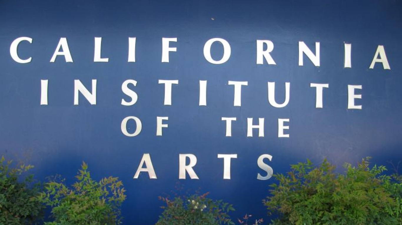 california institute of the ar... by Steven Damron