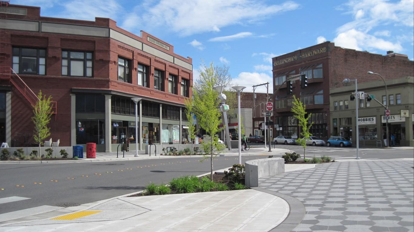 Bellingham, Washington.. by iwona_kellie