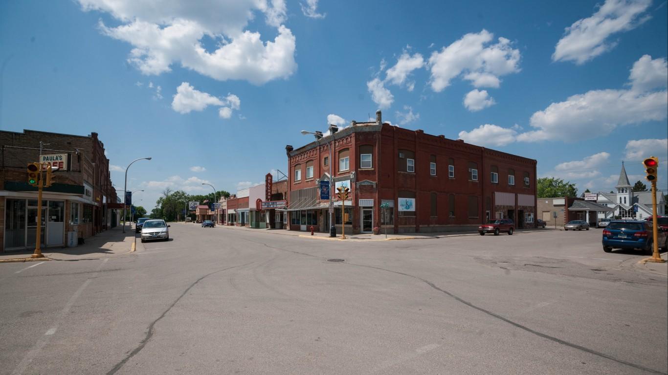 Mayville, North Dakota by Andrew Filer