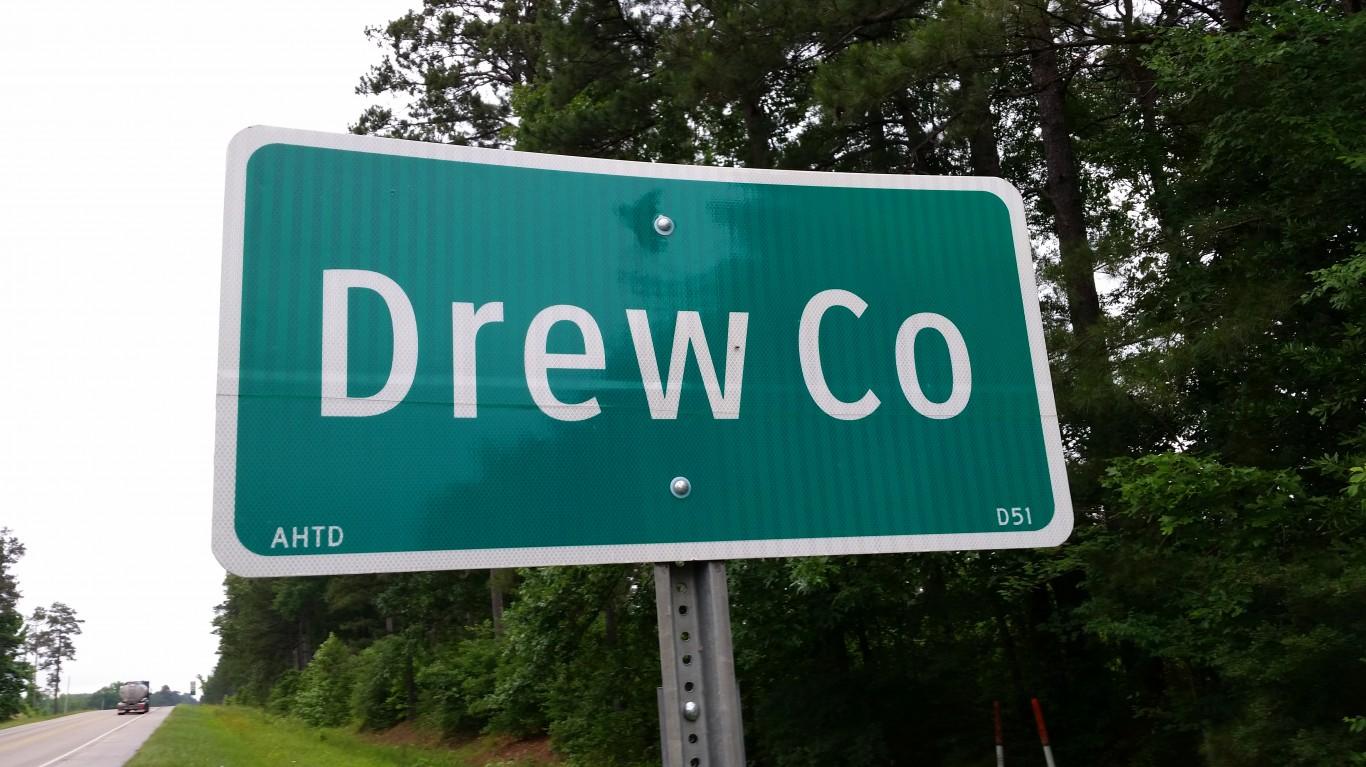 Drew County by Drew Tarvin