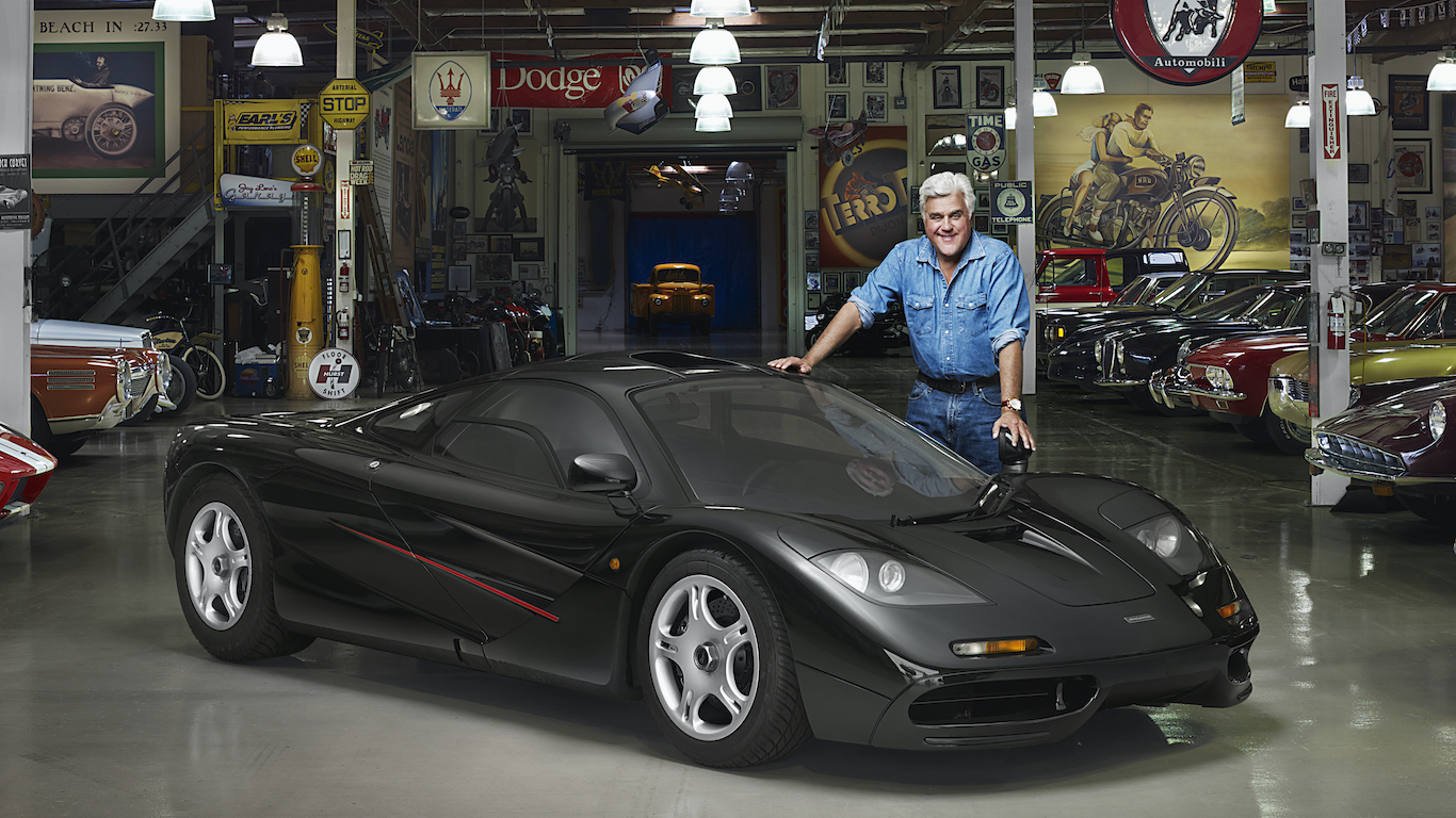 The Most Outrageous Car Collections in the World