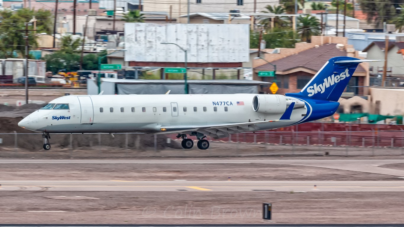 N477CA - Bombardier CRJ-200ER ... by Colin Brown Photography