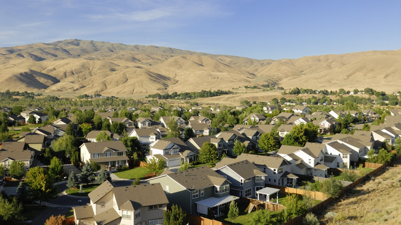 Home Prices Are Rising Fastest in This State – 24