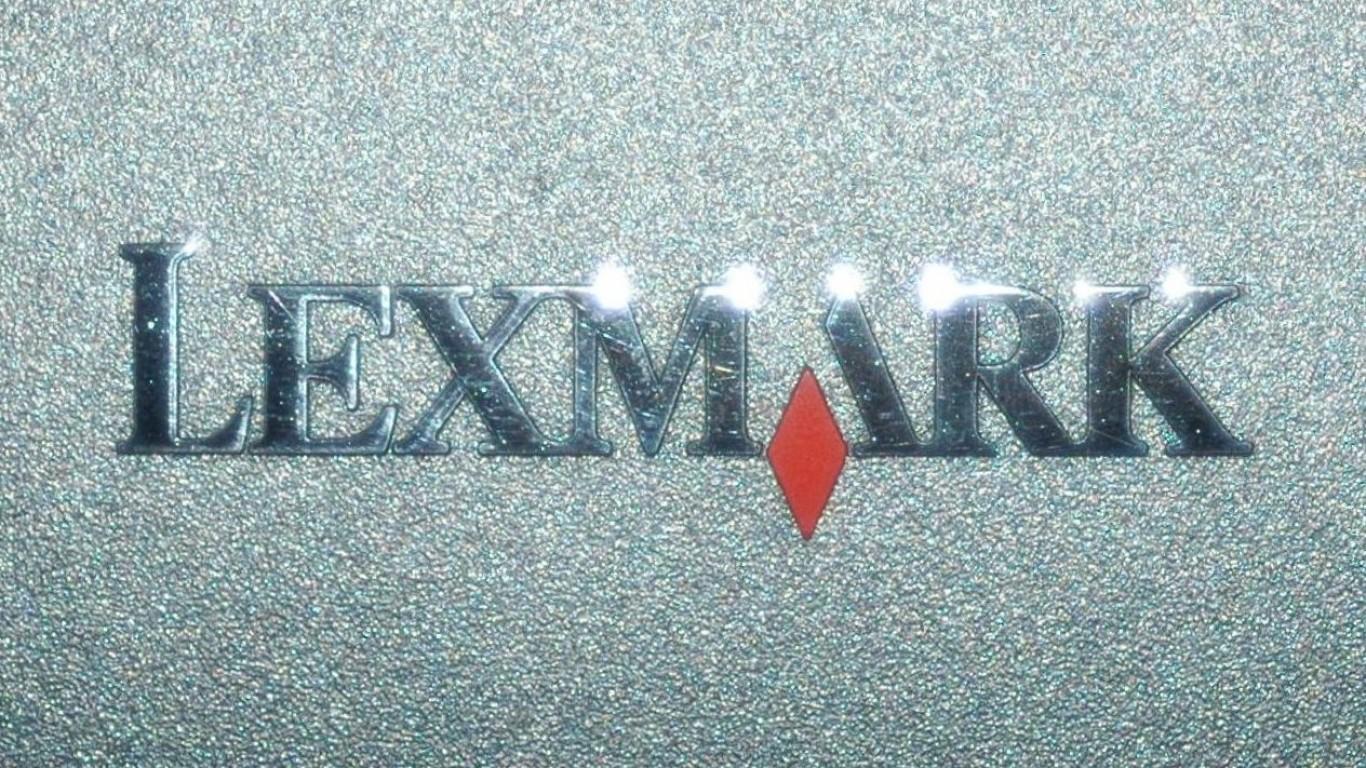 Lexmark Logo by storem