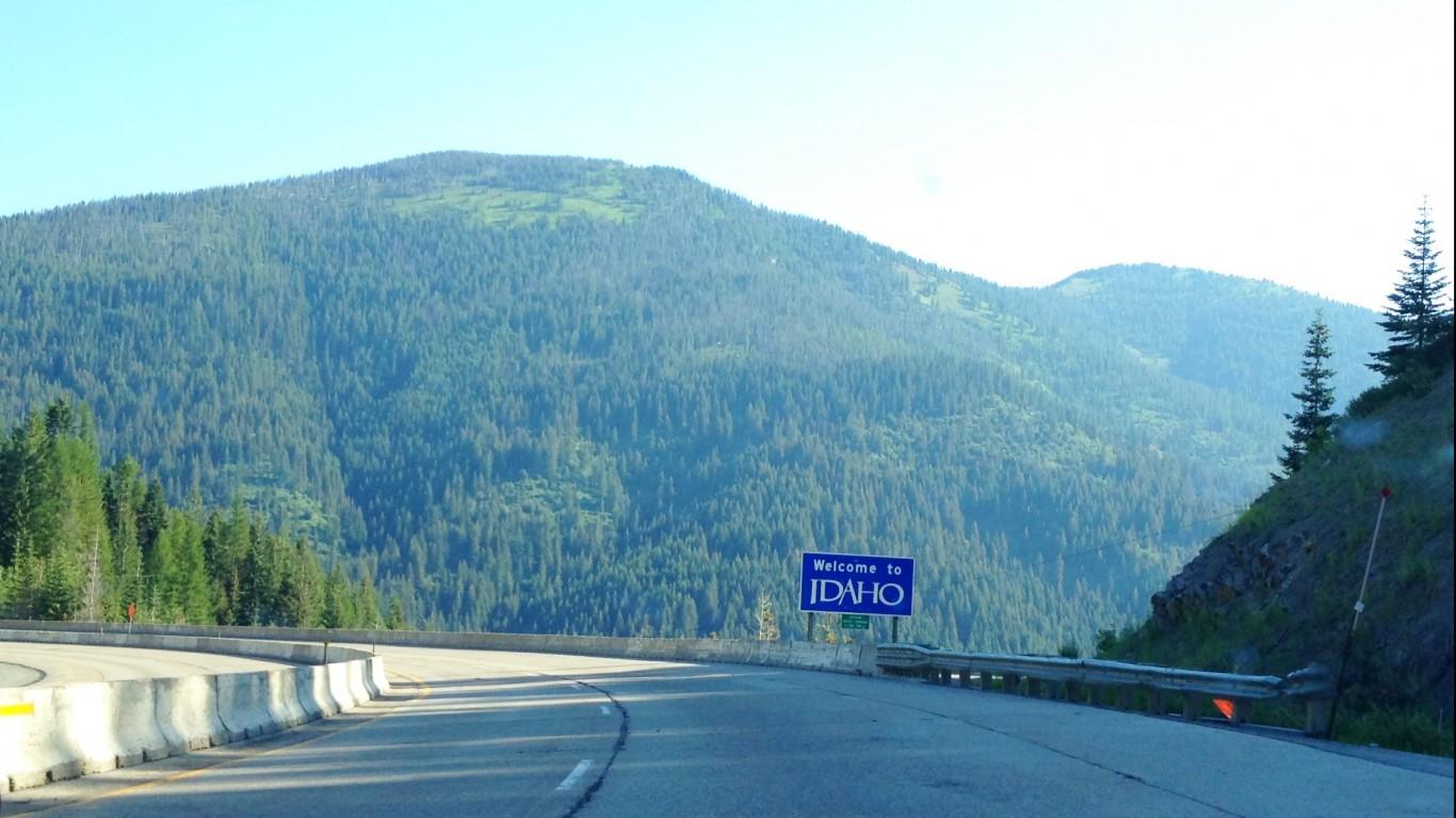 Idaho by calamity_sal