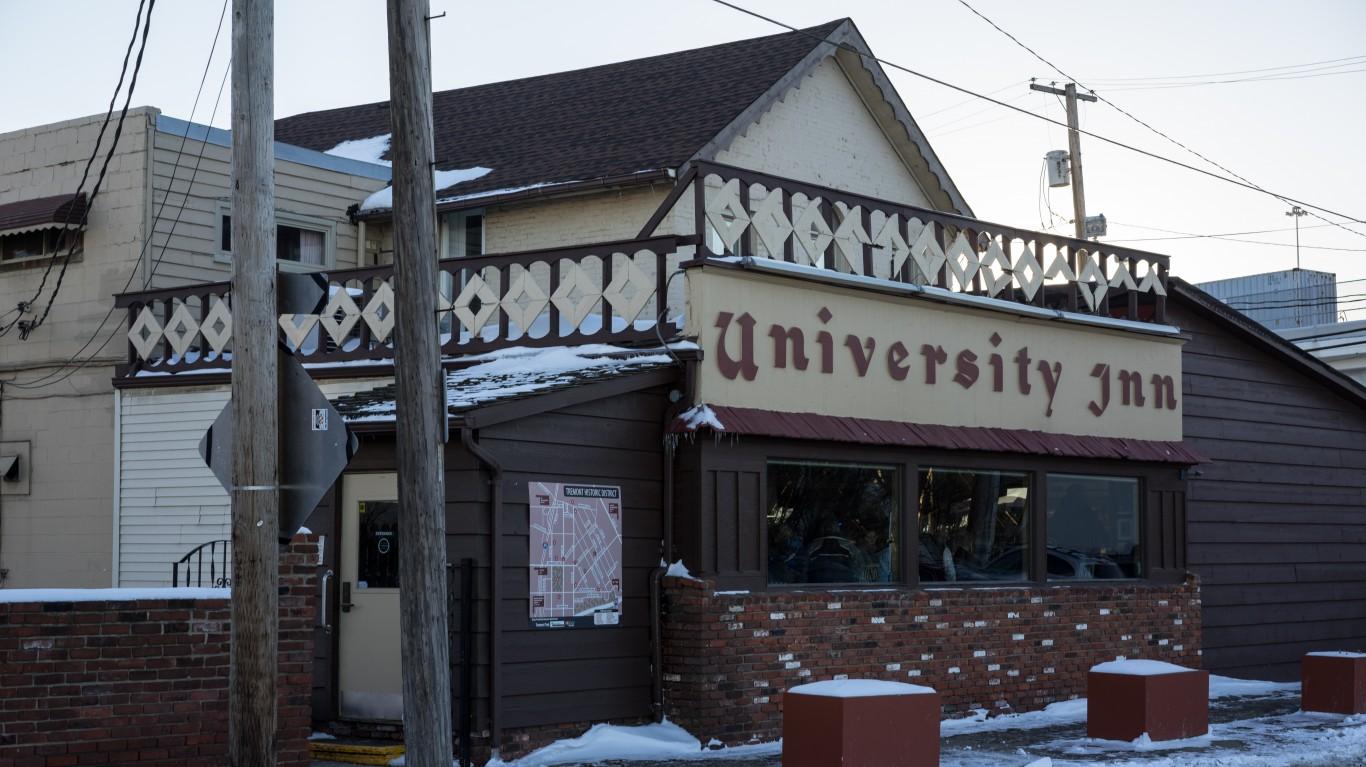 Sokolowski's University Inn by Edsel Little