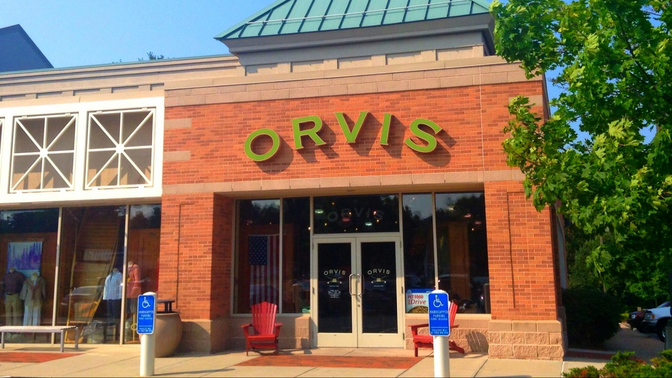 Orvis by Mike Mozart