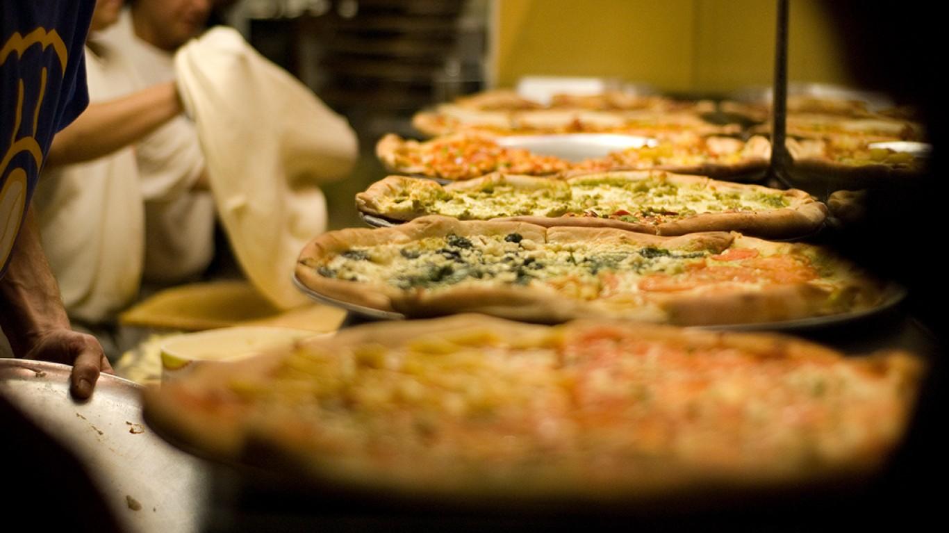 Mesa Pizza! by Bala Sivakumar