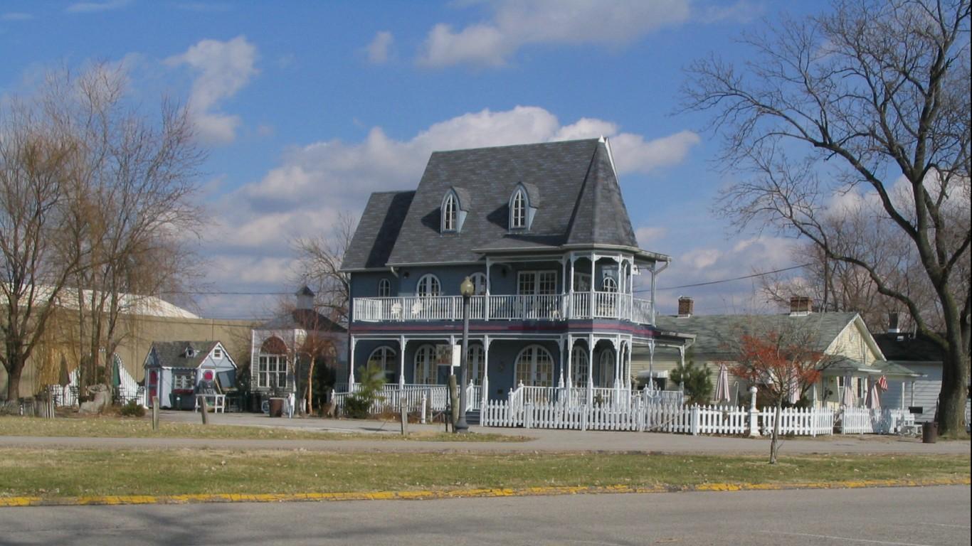 Clarksville, Indiana by Ken Lund