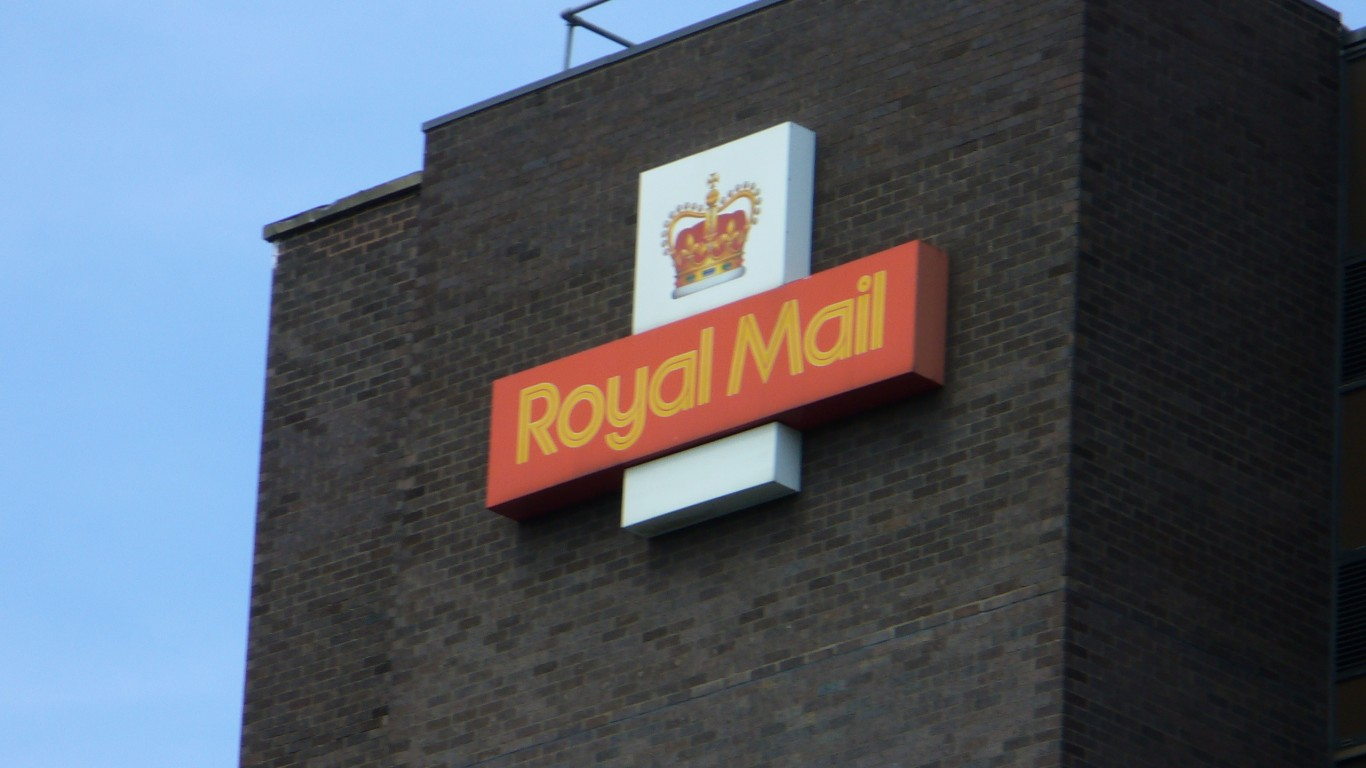 royal mail by osde8info