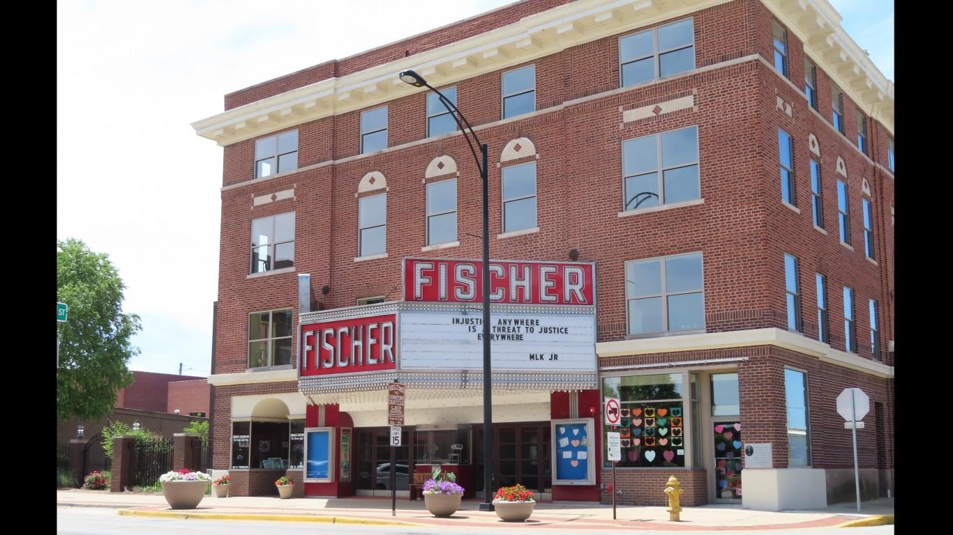 20200608 43 Theater, Danville,... by David Wilson