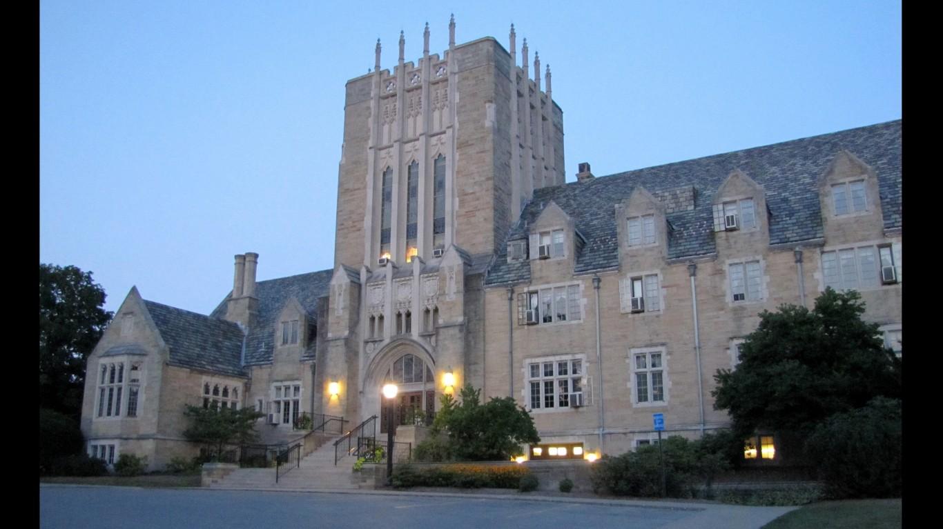 Grove City College by Paul Hamilton