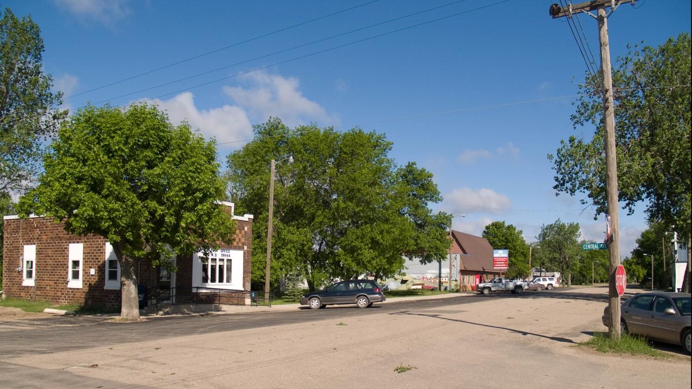 Jud, North Dakota by Andrew Filer