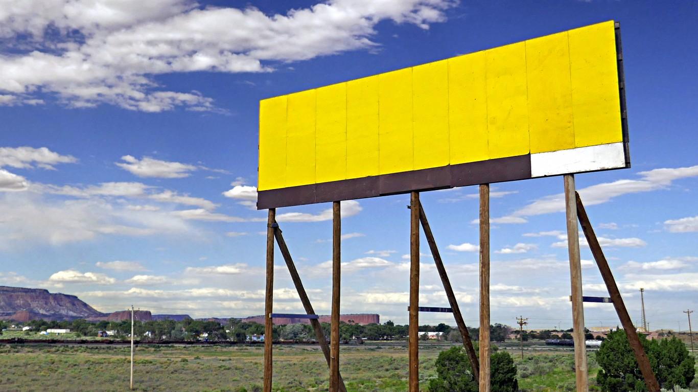 Thoreau, New-Mexico, USA by Pom'