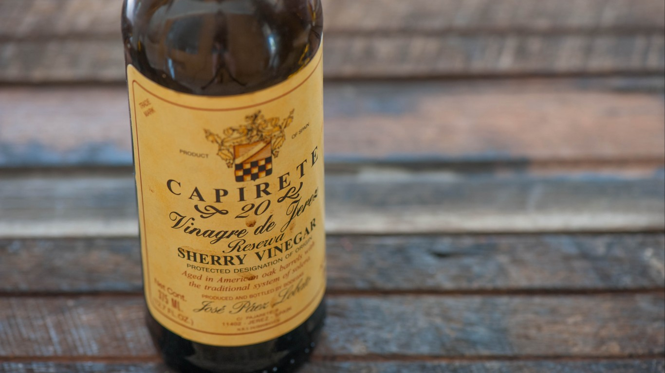 Sherry Vinegar by jules