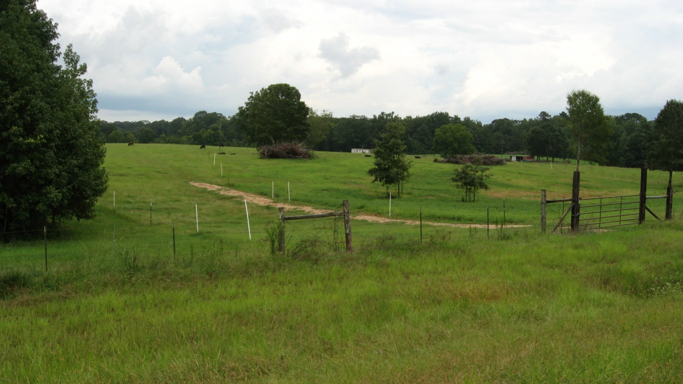 Wilkinson County, Mississippi by Ken Lund