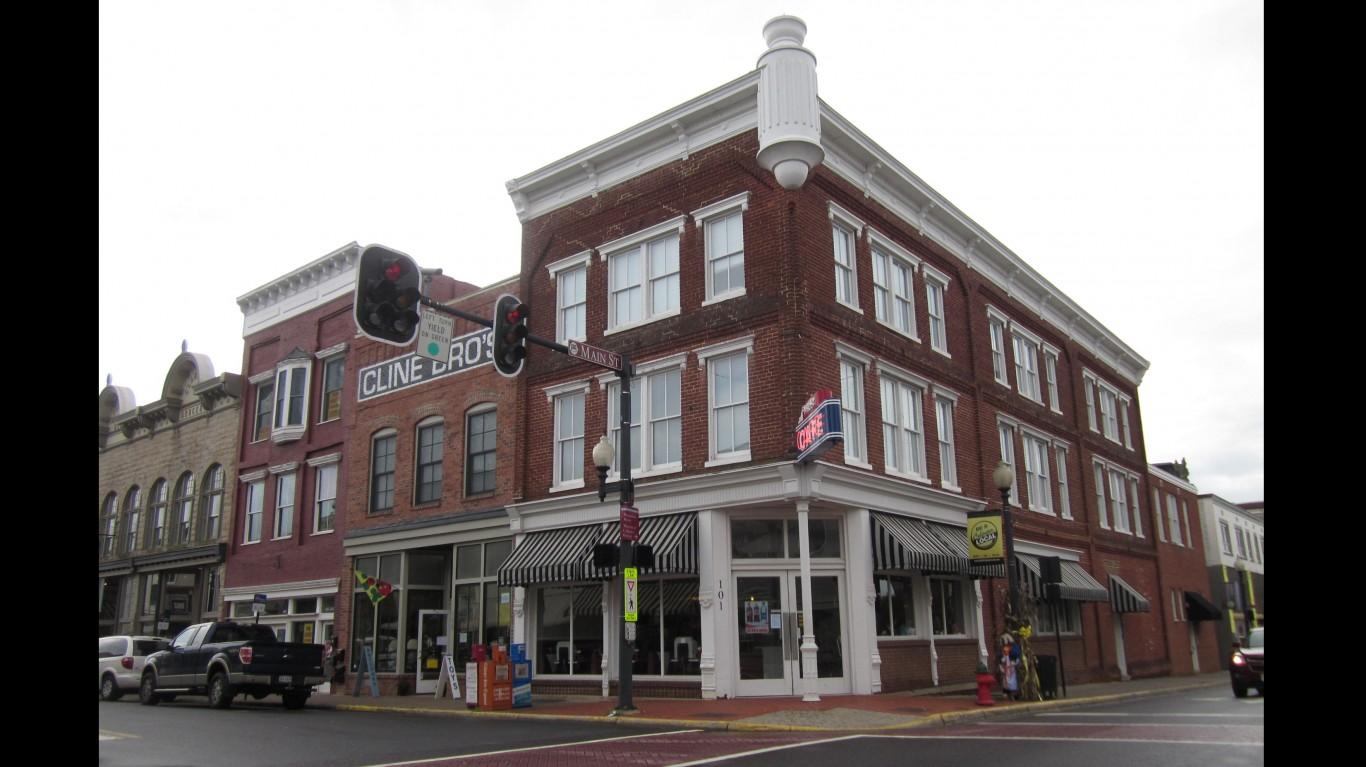 Culpeper, Virginia by Doug Kerr