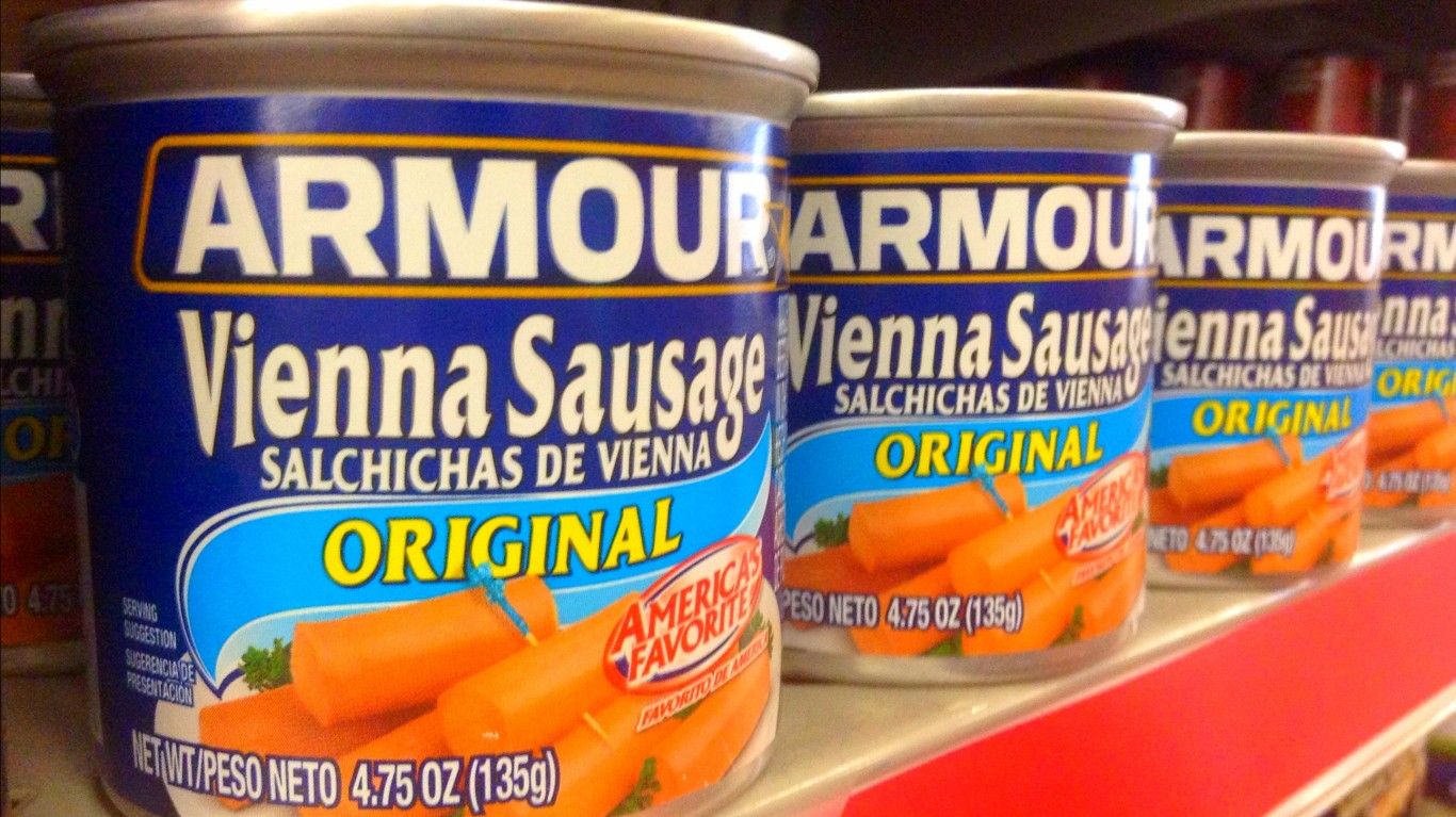 Vienna Sausages. by Mike Mozart