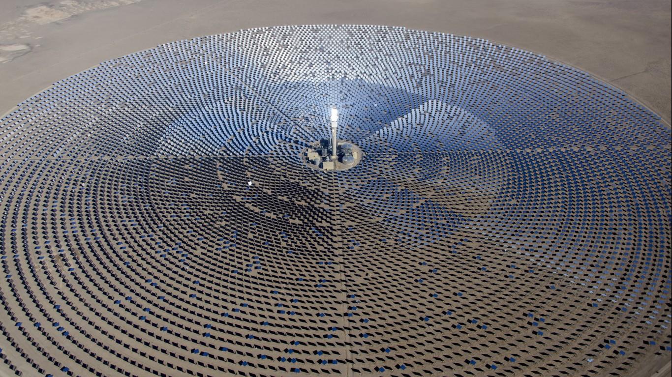 Renewable Energy by Bureau of Land Management