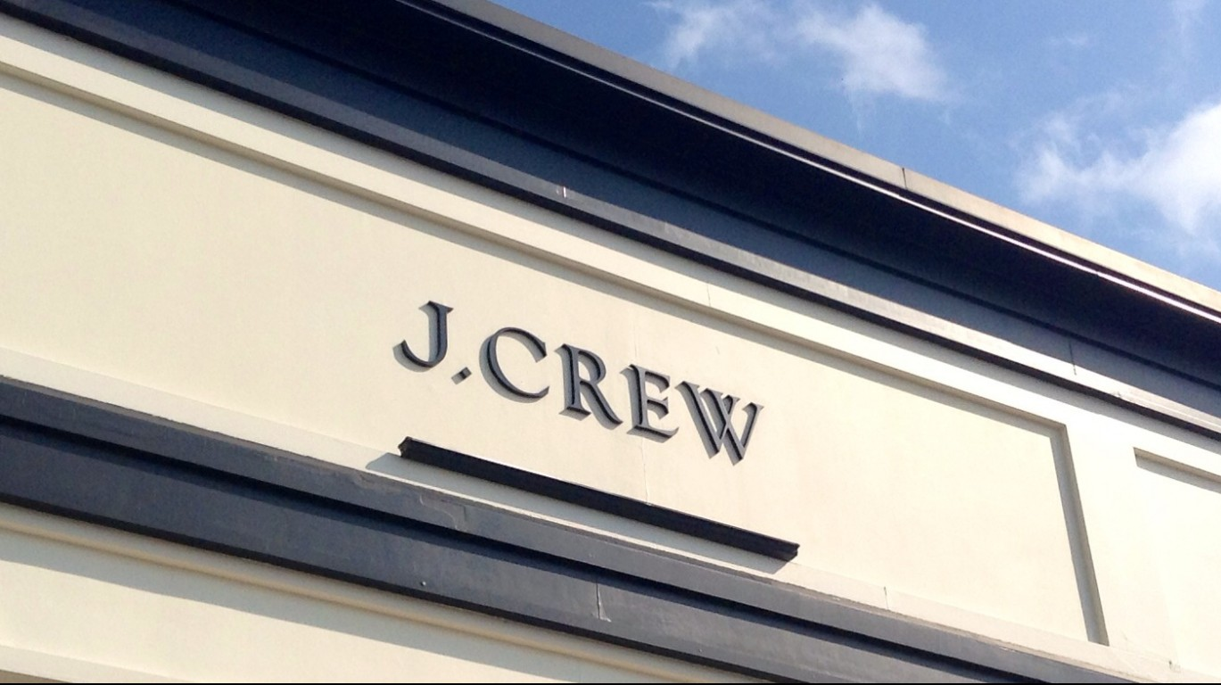 J. Crew by Mike Mozart