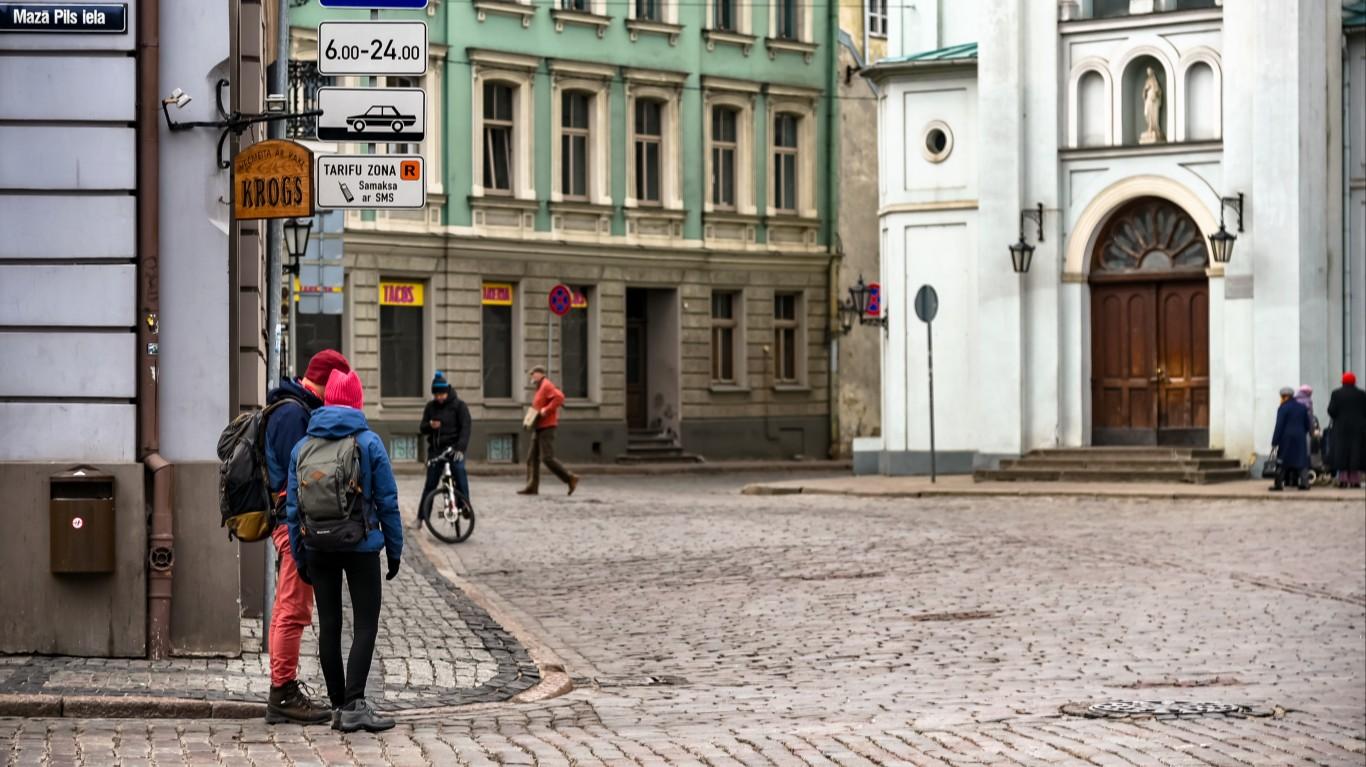 Riga by Jorge Franganillo