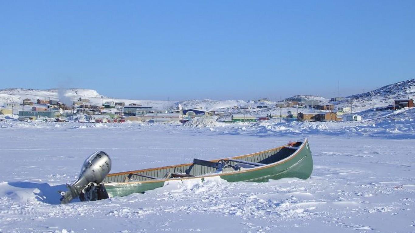 Cape Dorset, Nunavut, Canada by Northern Pix
