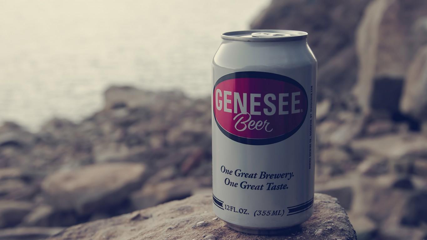Genesee Beer by Brett Levin